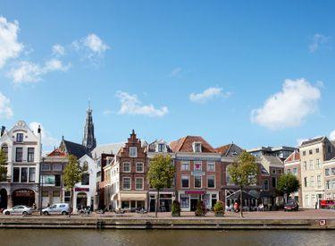 Kantoorruimte te huur in Haarlem