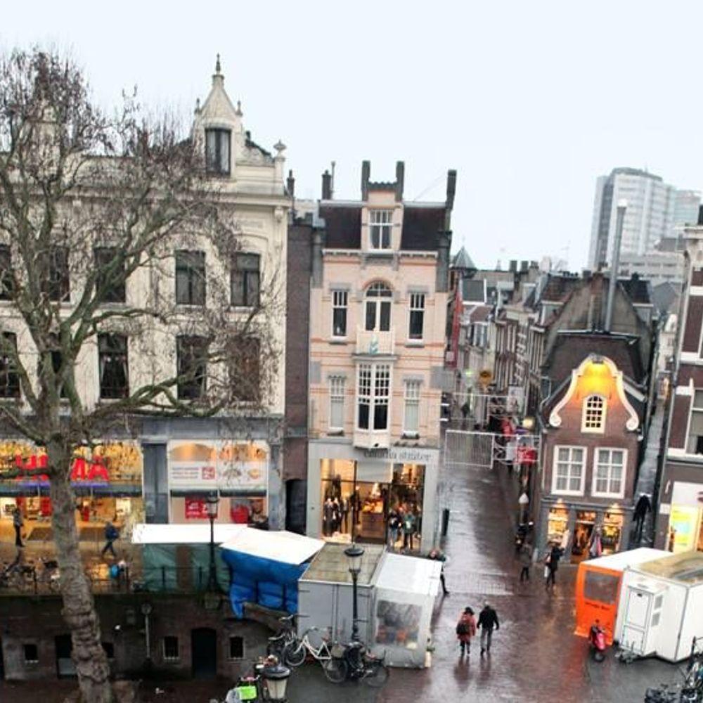 Kantoorruimte huren Utrecht, Oudegracht 15   WehaveAnyspace