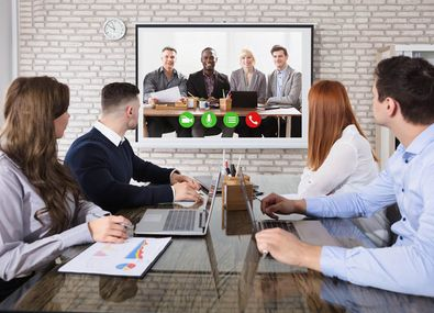 How to effectively and efficiently video conference from home.