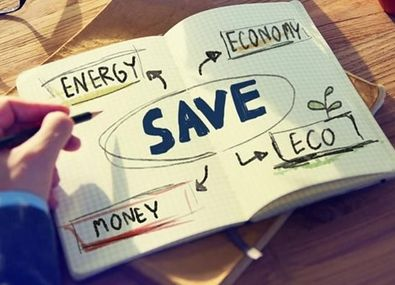 How to save money as a start up image