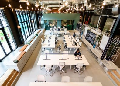 Co-working - flexible work, when and wherever you'd like