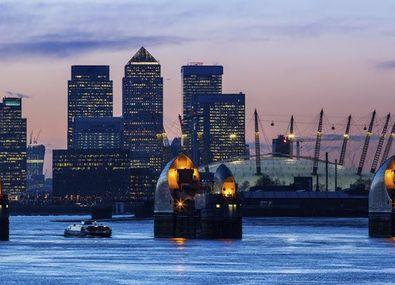 London office sales rising