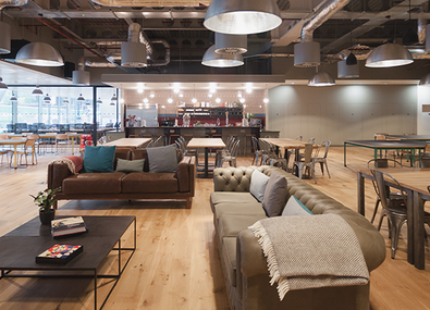 Coworking operators fastest growing office users