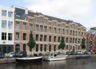 Former Prinsengracht hospital will become luxury flexoffice