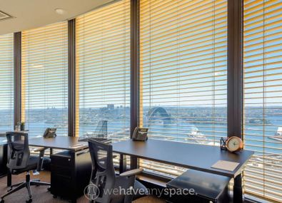 How much office space is sufficient?