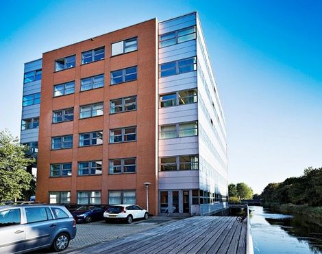 Office space for rent Entrada 501 Amsterdam
