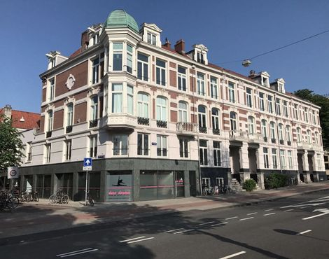 Office space for rent Amsteldijk 10 Amsterdam
